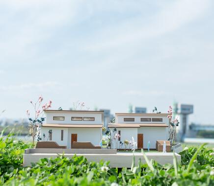 地域工務店専門デザイナーと地域工務店出身建築士がサポート イメージ写真